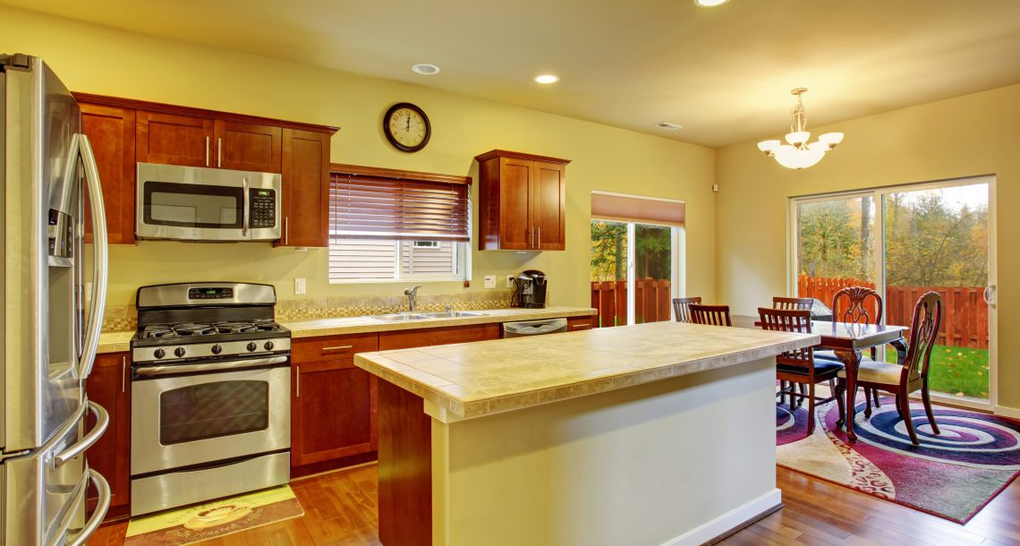 How to create timeless classic kitchen styles to fit your - Classic kitchen color schemes ...